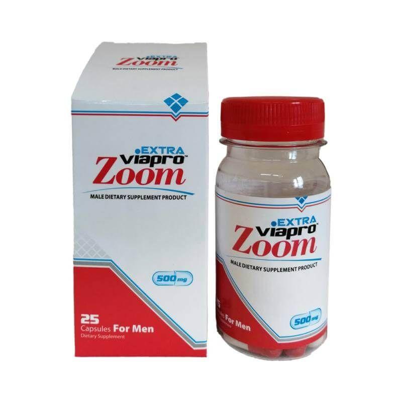 Viapro Extra Zoom étrend-kiegészítő - (25db)
